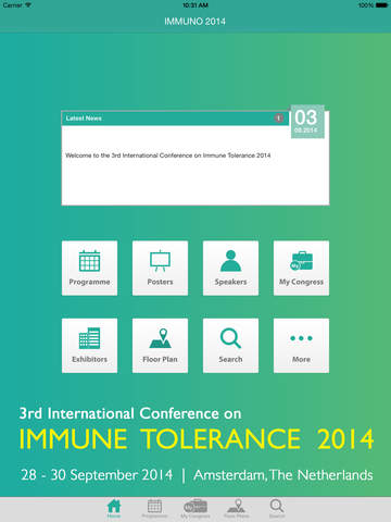 Immuno 2014 screenshot 8