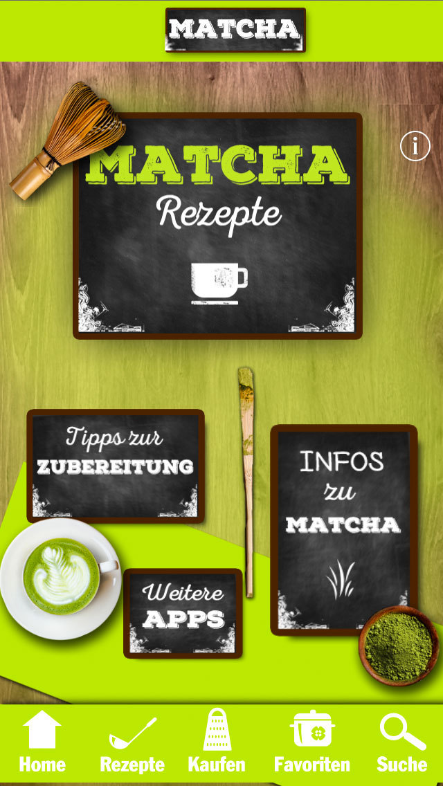 Matcha Rezepte - Trend-Tee für Genießer & vegane Feinschmecker screenshot 5