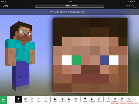 Minecraft: Skin Studio screenshot 6