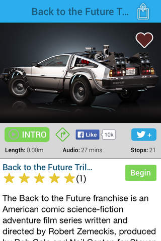 Back to the Future Trilogy - náhled