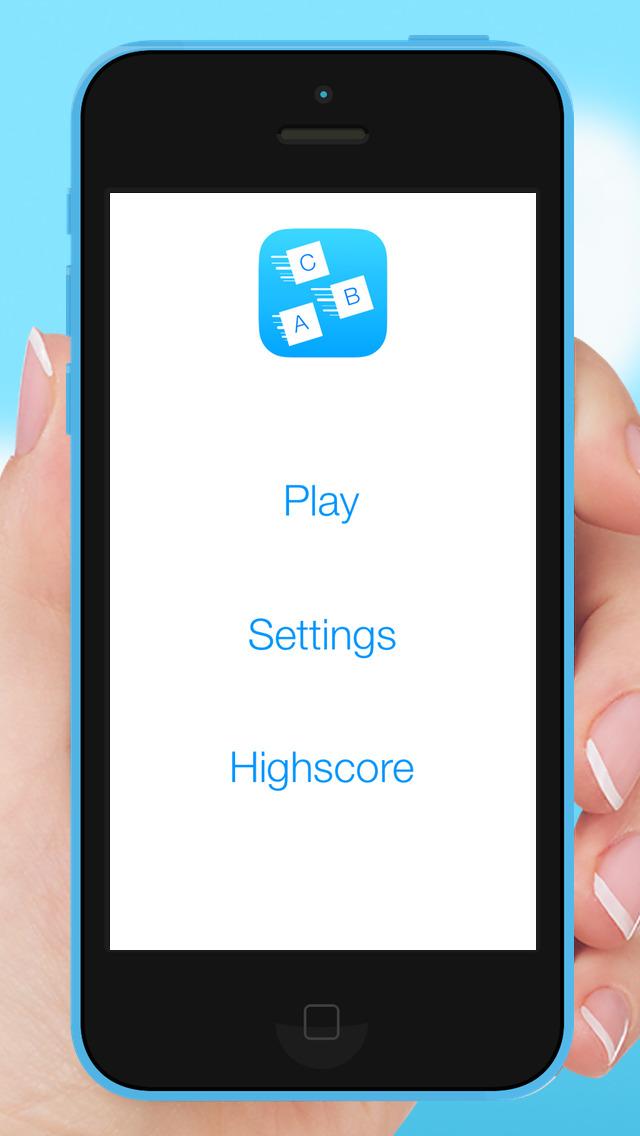 Speed Alphabet screenshot #3