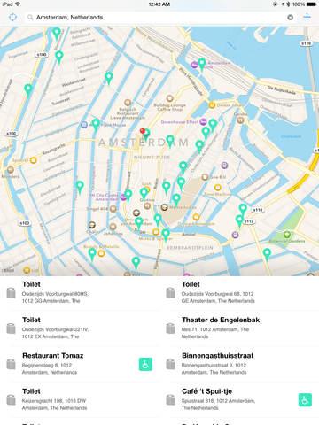 Flush - Toilet Finder & Map screenshot 5