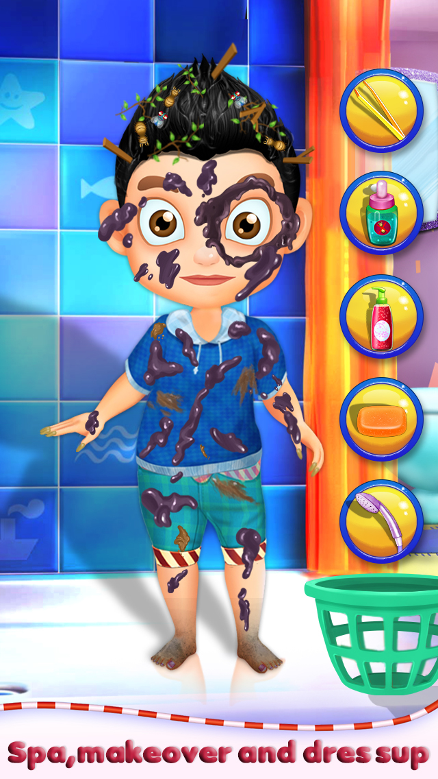 Naughty Kids Day care screenshot 3