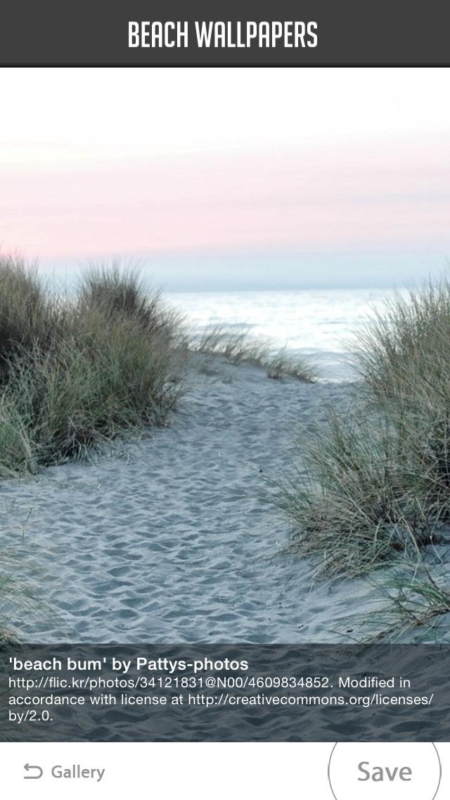 Beach Wallpaper screenshot 5
