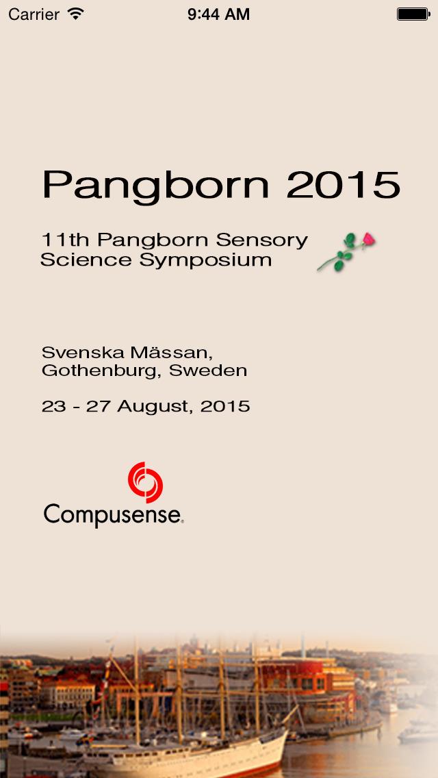 PANG2015 screenshot 1