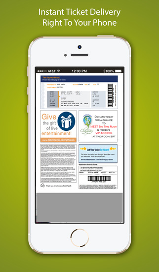 Razorgator Tickets: Sports, Concert & Theater Tickets Instantly screenshot #3
