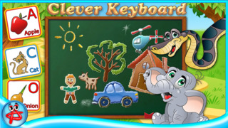 Clever Keyboard: ABC screenshot 1
