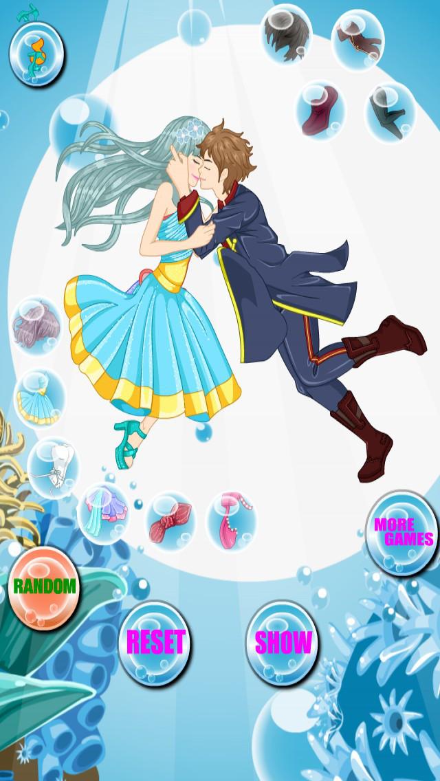 明星的海中婚礼 screenshot 1