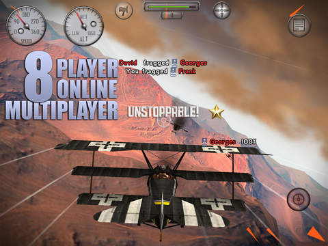 Sky Gamblers: Rise Of Glory screenshot #4