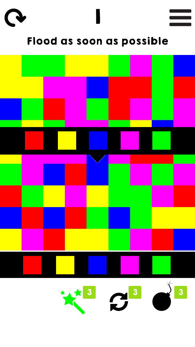 Simply Color Flood screenshot 3