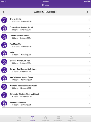 Grand Canyon University Lope Life Apps 148apps