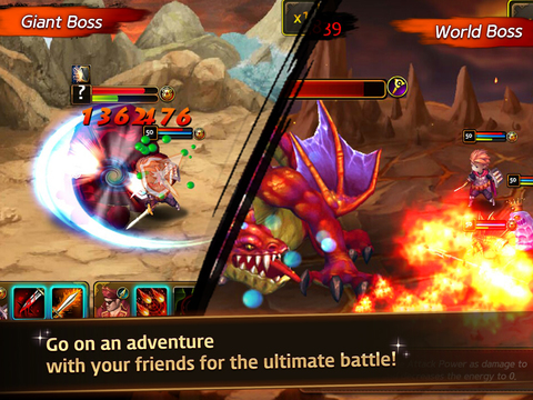 Dragon Knights screenshot 10