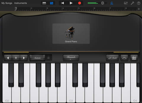GarageBand screenshot 6