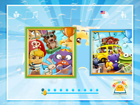 The StoryToys Jigsaw Puzzle Collection screenshot 7