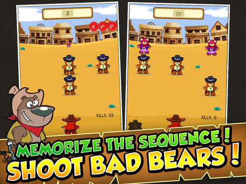 Teddy Bear Cops screenshot 5