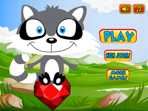 A Diamond Dangle Rope Animal Games For Free Saga screenshot 6