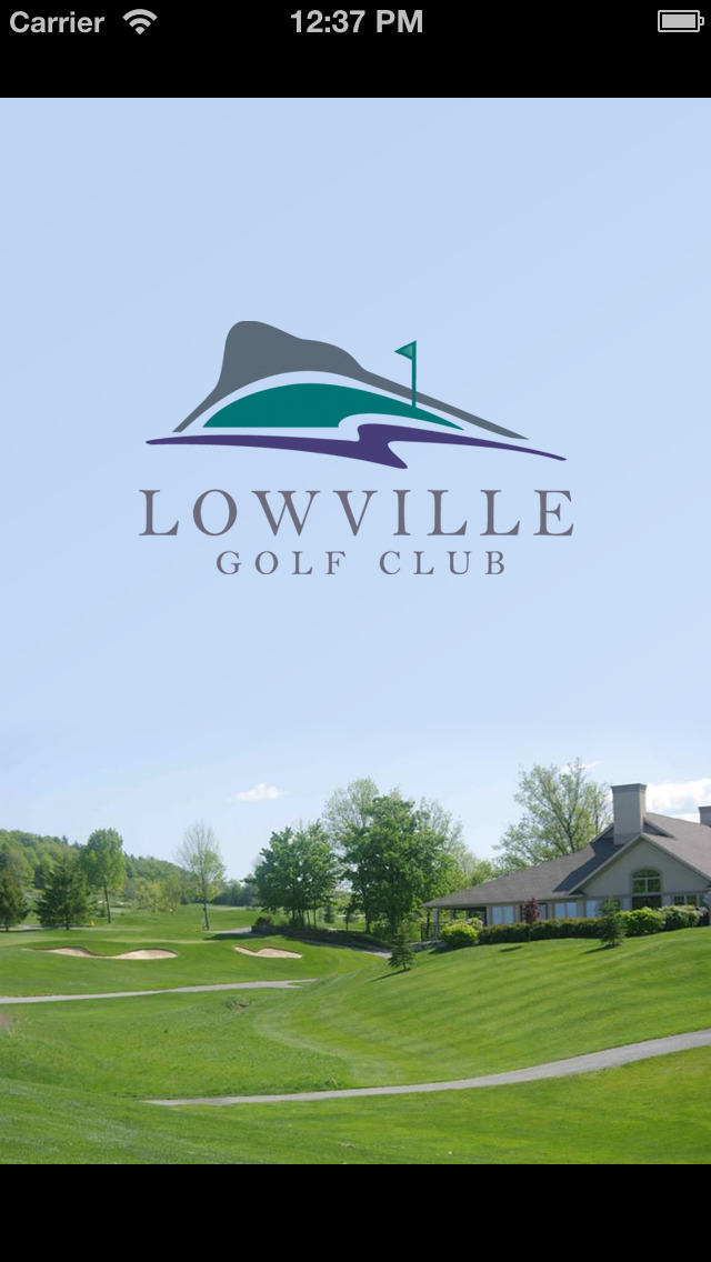 Lowville Golf Club screenshot 1
