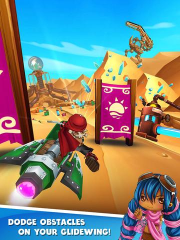 Sky Punks screenshot #4