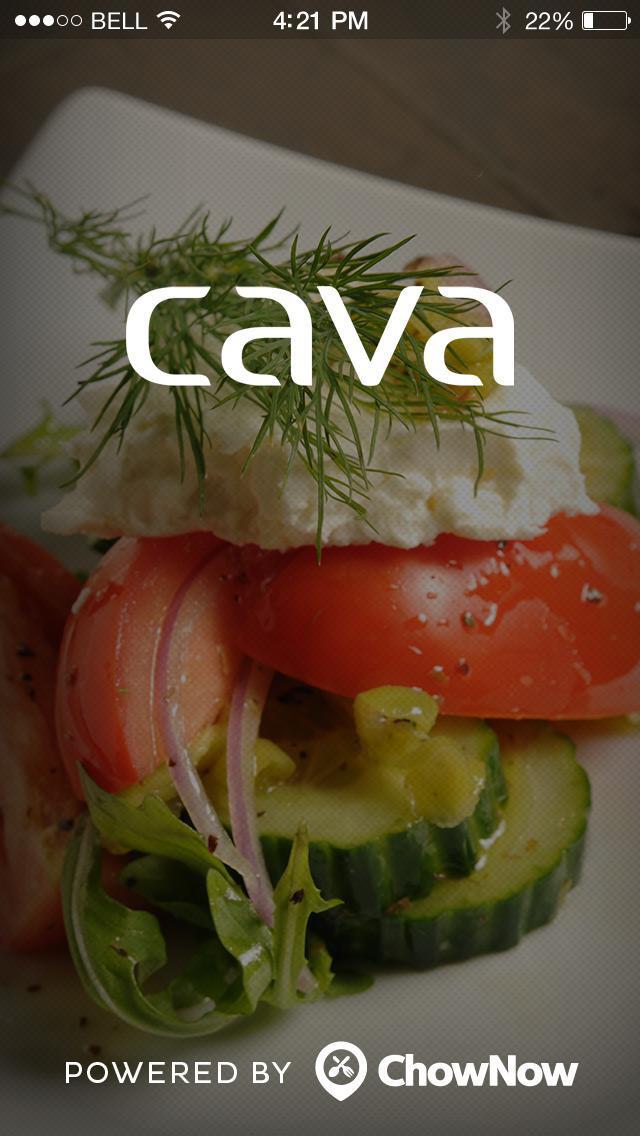 Cava Mezze screenshot 1