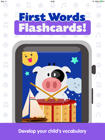 My First Flashcards Lite - Watch and Play Flashcards for Toddlers and Kids screenshot 9