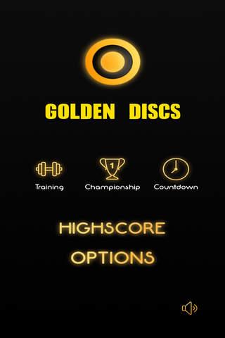 Golden Discs - náhled