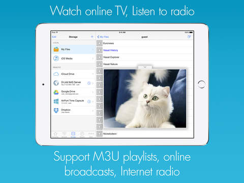 Remote Media Manager Pro – SMB/Cloud Video Player screenshot 7