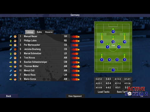 Active Soccer 2 screenshot 8