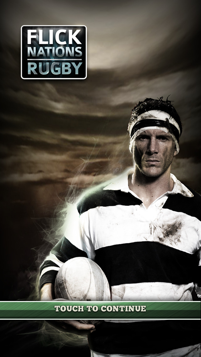 Flick Nations Rugby screenshot 1