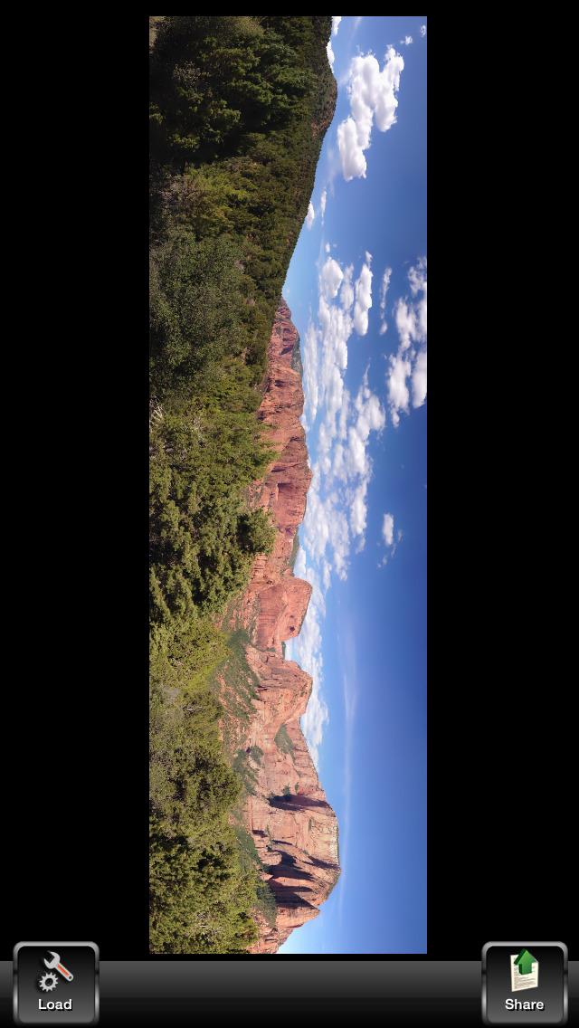 Auto Stitch Pic-Merge Panorama screenshot 1