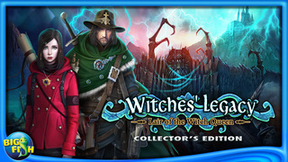 Witches' Legacy: Lair of the Witch Queen – A Magical Hidden Objects Game screenshot 5