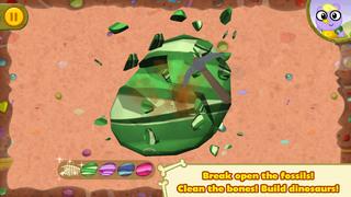 Dino Dog ~ A Digging Adventure with Dinosaurs! screenshot 3