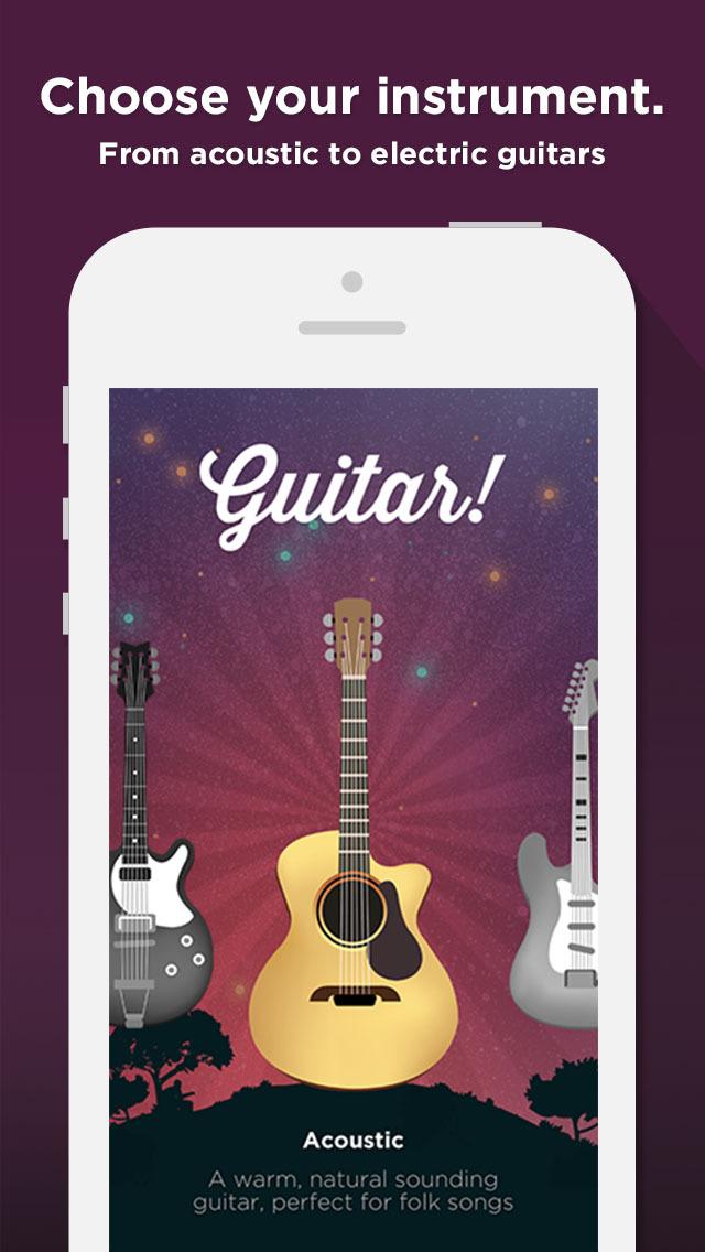 Guitar! by Smule screenshot 2