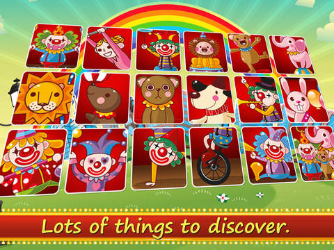 All Clowns in the toca circus - Free app for children screenshot 6
