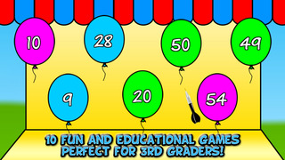 Third Grade Learning Games screenshot 2