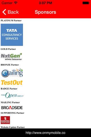 CSI Mumbai TechNext India 2015 - náhled
