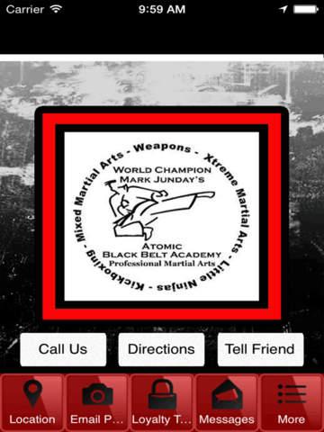 Atomic Black Belt Academy - náhled
