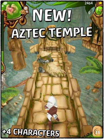 Zombie Run HD screenshot 9