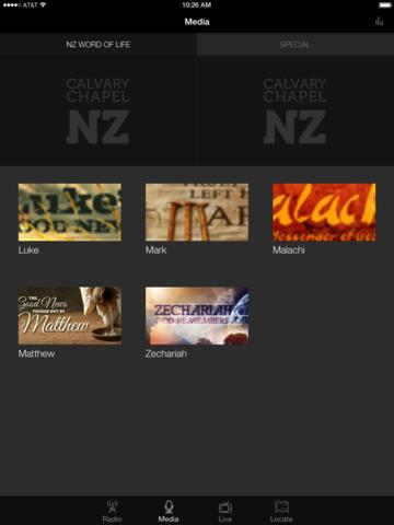 Calvary Chapel New Zealand screenshot 4