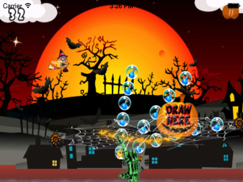 Bubble Zombie PRO screenshot 9
