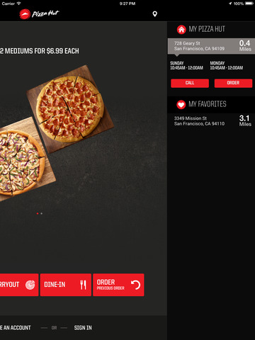 Pizza Hut - Delivery & Takeout screenshot 9