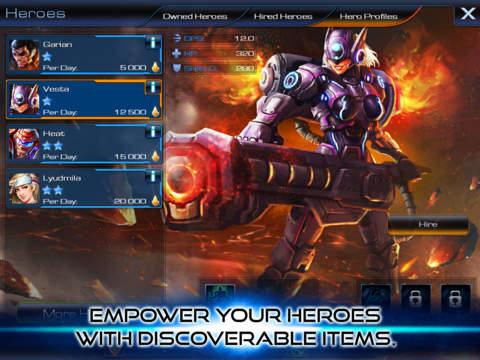 Galaxy Factions screenshot 10