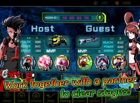 BEAST BUSTERS featuring KOF DX screenshot #4