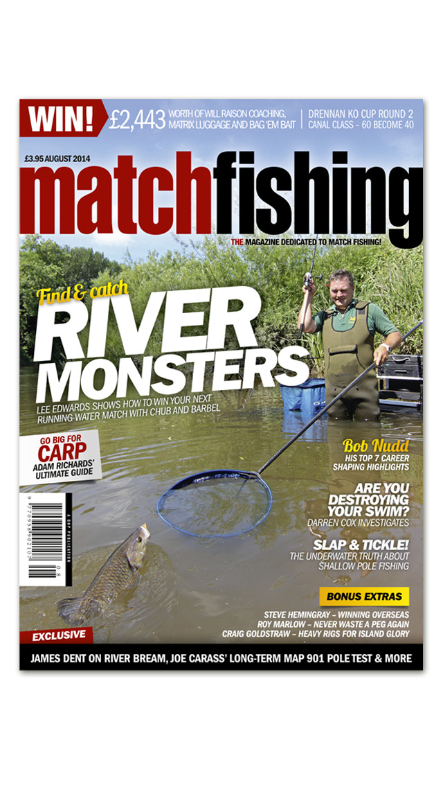 Match Fishing Magazine screenshot 1