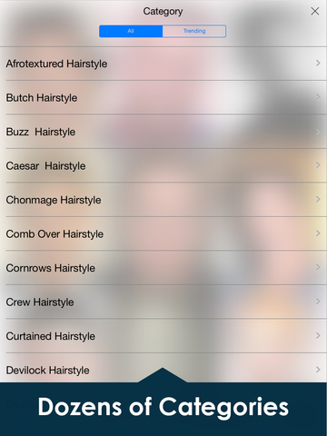 Men's HairStyles Catalog: Long & Short Beard Style screenshot 8