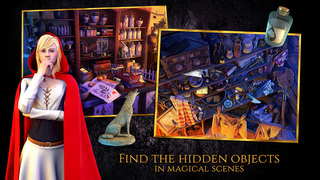 Red Riding Hood - Star-Crossed Lovers - A Hidden Object Adventure (FULL) screenshot 4