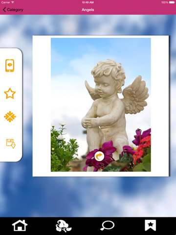 Guardian Angels - Heavenly Advice & Angel Affirmations! screenshot 8