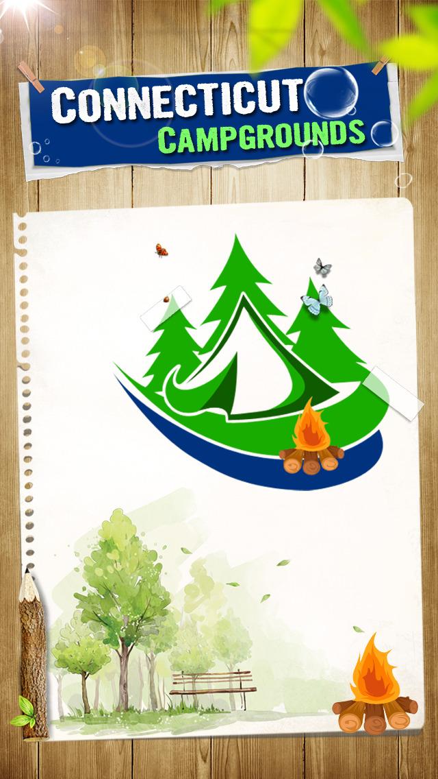 Connecticut Campgrounds screenshot 1