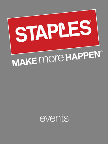 Staples Events screenshot 3