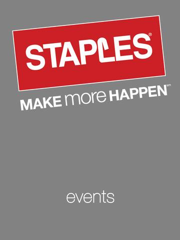 Staples Events screenshot 3