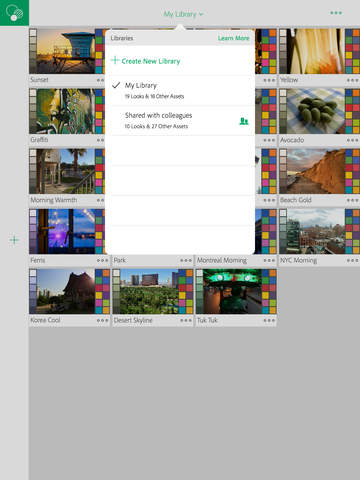Adobe Hue CC screenshot 8
